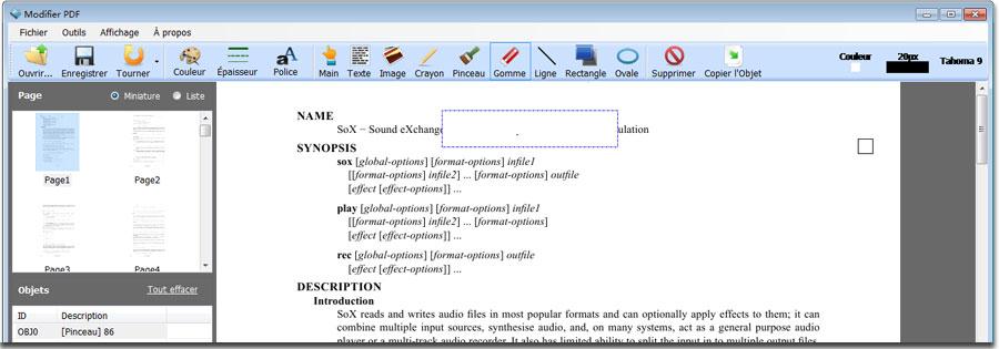 modifier pdf - logiciel pour modifier un fichier pdf